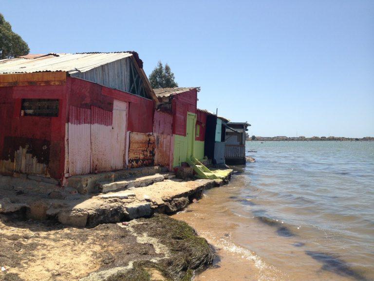 Casa Y Jardín En La Bahía
