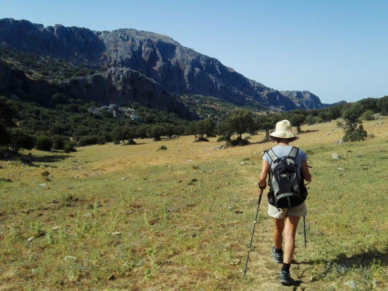 Paseo Estival Por La Sierra De Grazalema